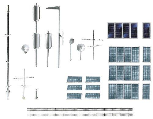 FALLER 180544 - Dachausgestaltungs-Set