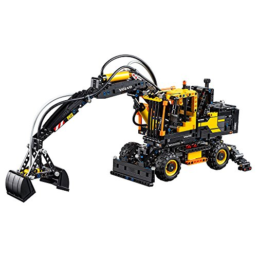 LEGO Technic 42053 Volvo EW160E Building Kit (1166 Piece) by LEGO