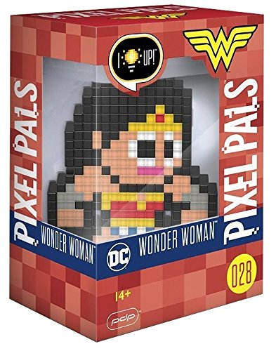 Pixel Pals Dc Wonder PDP