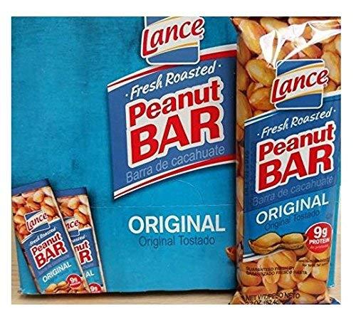 Lance Peanut Bar 2.2 OZ OF 2 Count-SET Boston Bargain Mall 21