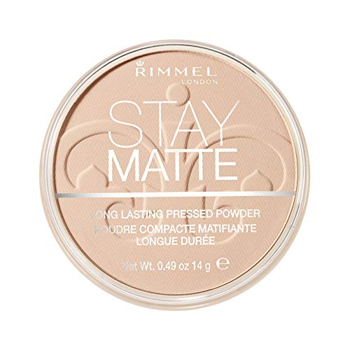 Rimmel London Stay Matte Base Maquillaje Tono 6 Warm