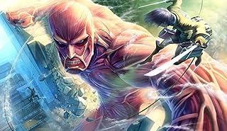 LuckyDesigns Attack on Titan Custom Anime PLAYMAT