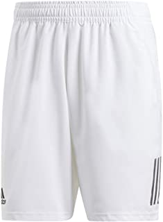 adidas mens Club 3-stripes Tennis Short Shorts