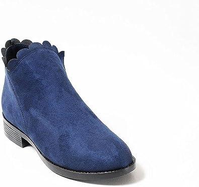 Half Boot Women Color Dark Blue