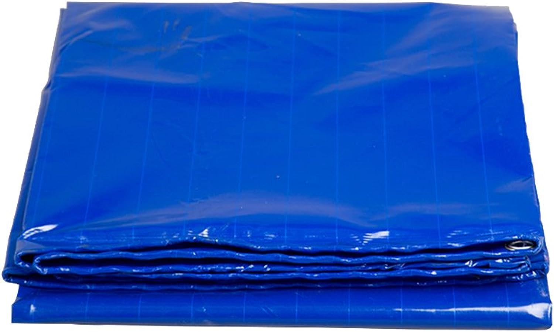 AJZXHE Plane, mechanische Ausrüstung, Regenschutz, regensicherer Sonnenschutz, hohe Temperatur- und OxidationsBesteändigkeit, blau -Plane B07GNJ7HG9  Personalisierungstrend