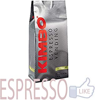 Kimbo Italian Espresso Roasted Coffee Beans (Amabile, 2.2 lbs)