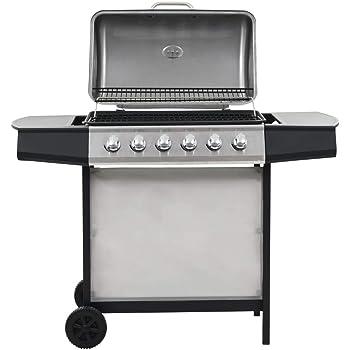 Cuisson inox barbecue