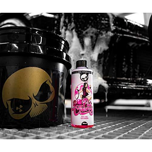 Nuke Guys - Pink Cherry Autoshampoo 500ml - hochschäumend, Ultra Reinigungskraft - Autopflege - Handwäsche
