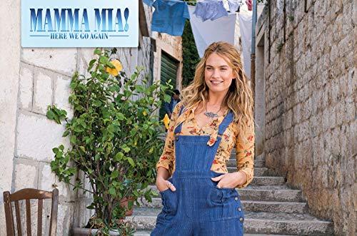 Mamma Mia! Here We Go Again (4K Ultra HD) (+ Blu-ray 2D)