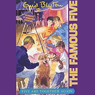 Famous Five Are Together Again cover art