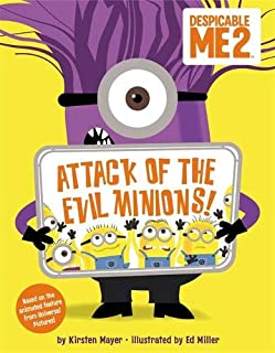 Best evil minion attack Reviews