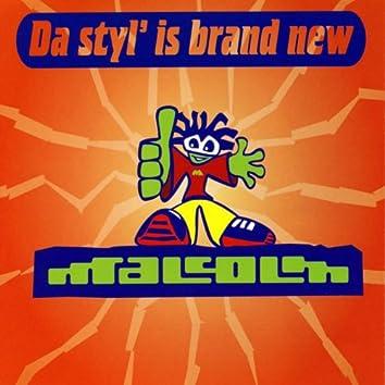 Da Styl' Is Brand New - EP