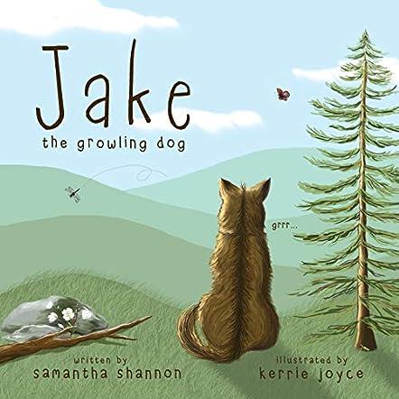 Jake the Growling Dog