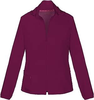 HeartSoul Women's Warm-Up Detachable Hooded Jacket,20310