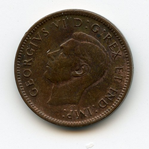 1945 CA Canadian Cent MS-63 RB