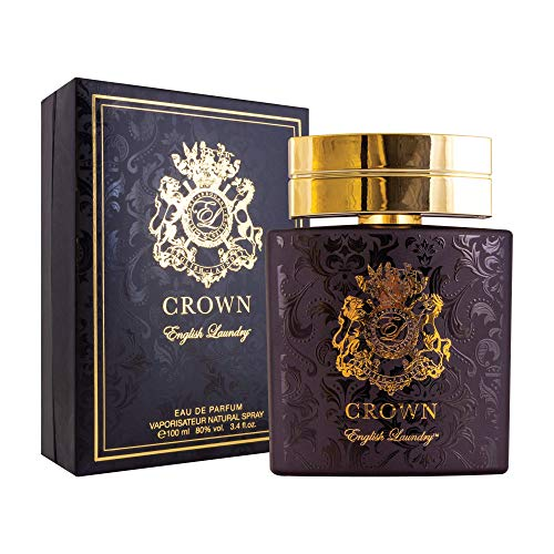 English Laundry Crown by English Laundry Eau De Parfum Spray 3.4 oz / 100 ml (Men)
