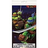 Teenage Mutant Ninja Turtles Plastic Tablecloth, 84' x 54'
