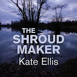The Shroud Maker cover art