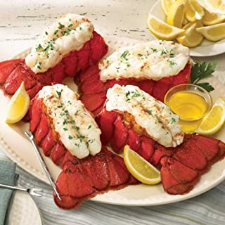 Eight 6-7 oz Maine Lobster Tails