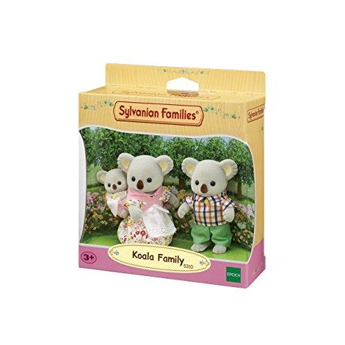 Sylvanian Families - 5310 - Famiglia Koala