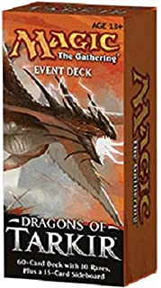 Magic: the Gathering - MTG - Dragons of Tarkir Event Deck - Landslide Charge