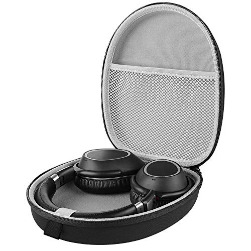 Linkidea Headphones Carrying Case Compatible with Sennheiser PXC 550, PXC 550 II Wireless/Headset Protective Hard Travel Bag