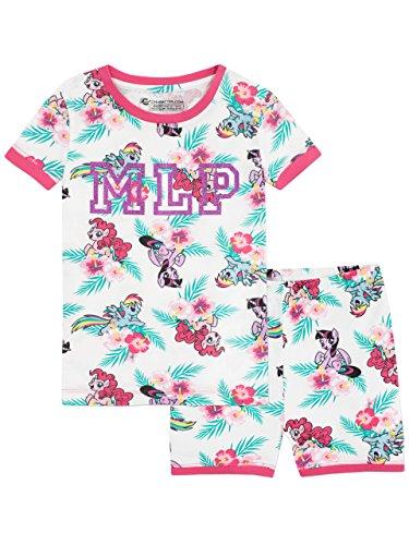 Mein Kleines Pony Mädchen My Little Pony Schlafanzug - Slim Fit - 122 cm