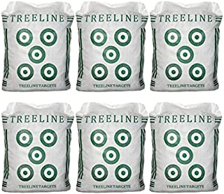 Treeline Archery Bag Targets (6), You-Fill, for Bow or Crossbow