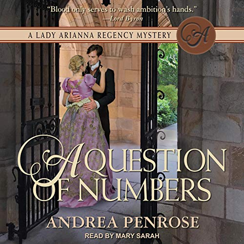 A Question of Numbers Audiobook By Andrea Penrose cover art