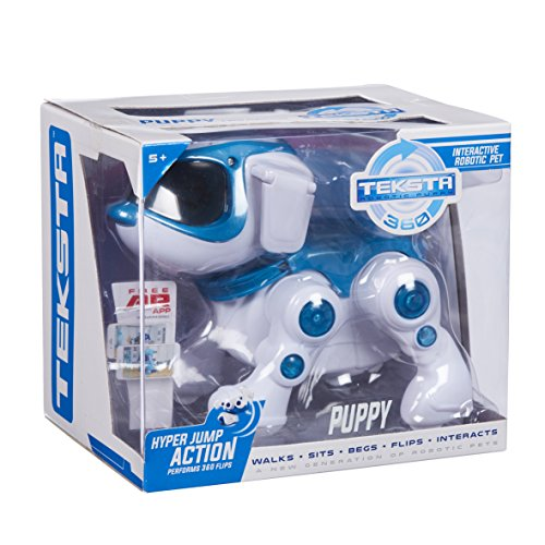 Teksta 51155Puppy 360(blau), Mehrfarbig