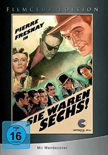 Sie waren Sechs - Filmclub Edition 14 [Limited Edition]