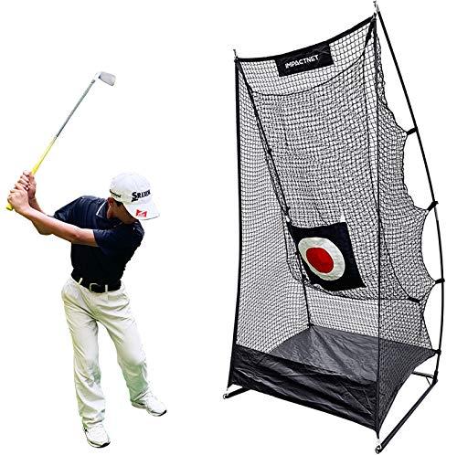 ゴルフネット ショートゲームネット サポートネットMINI & ターゲット付き ゴルフ アプローチ 練習 ネット