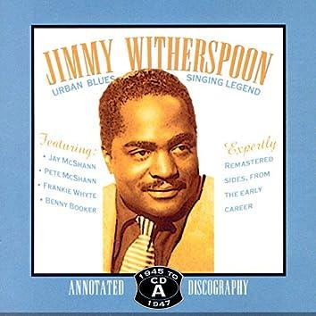 Urban Blues Singing Legend 1945-1947