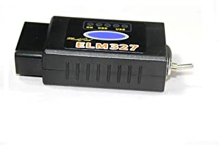 Forscan elm327 Bluetooth obd2 andoid Reader Ford Mazada HS-CAN/MS-CAN Diagnostic Code Scanner