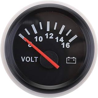 H HILABEE 9 32V WASSERDICHTER KOMPAKTER Dashboard Boot Batterie Voltmeter   N3
