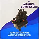 Compressor With Anti Pulsation Air Badger