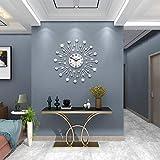 JUJUDA Large Wall Clocks for Living Room Decor...