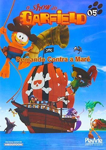 O Show Do Garfield - Remando Contra A Maré - [DVD]