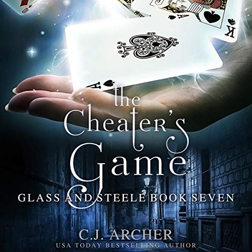 The Cheater's Game      Glass and Steele, Book Seven              By:                                                                                                                                 C.J. Archer                               Narrated by:                                                                                                                                 Marian Hussey                      Length: 9 hrs and 24 mins     99 ratings     Overall 4.7