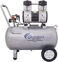 California Air Tools 15020C Ultra Quiet & Oil-Free 2.0 Hp 15.0 gallon Steel Tank Air Compressor