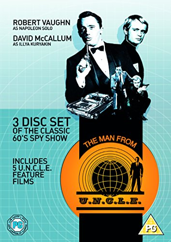 The Man From U.N.C.L.E. - Series 1