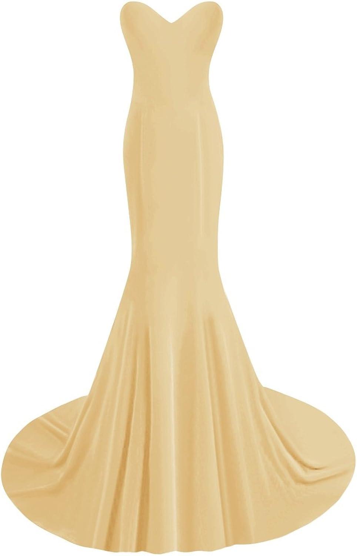 JudyBridal Womens Sweetheart Prom Dress Mermaid Zipper Formal Gown Velvet