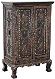 Schrank Kommode Buddha Asien 2 Türen neu Asia Asien Thai China Antik 80 cm