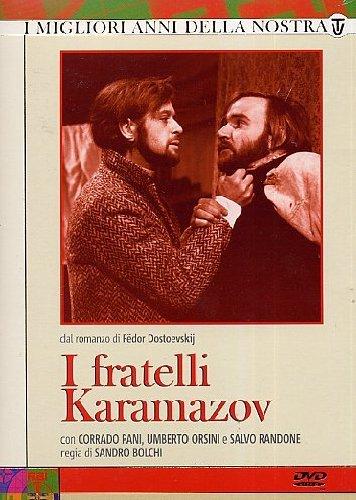 I Fratelli Karamazov (Box 4 Dvd)