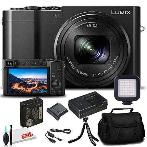 Panasonic Lumix DMC-ZS100 Digital Camera (Black)...