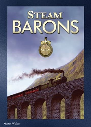 Steam Barons - Martin Wallace's Expansion by Mayfair Games by Mayfair Games