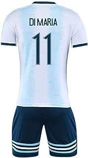 Ángel Di María #11 La Selección De Fútbol De Argentina Men's Soccer Jersey -Breathable, Quick Drying