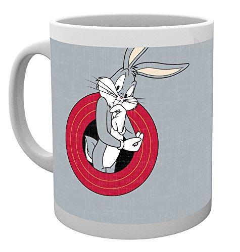 GB Eye Bugs Bunny Looney Tunes Becher, Mehrfarbig