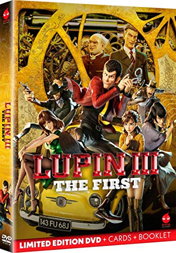 Lupin III The First (Edizione Limitata DVD + Booklet + 6 Card) (Limited Edition) ( DVD)