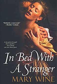 In Bed With A Stranger by [Mary Wine]